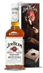 Jim Beam White Label Review 1980's /opak./ 40% / 0,75l