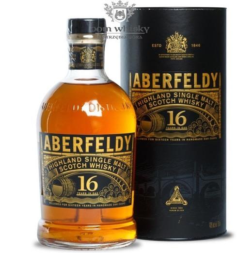 Aberfeldy 16-letni / 40% / 0,7l