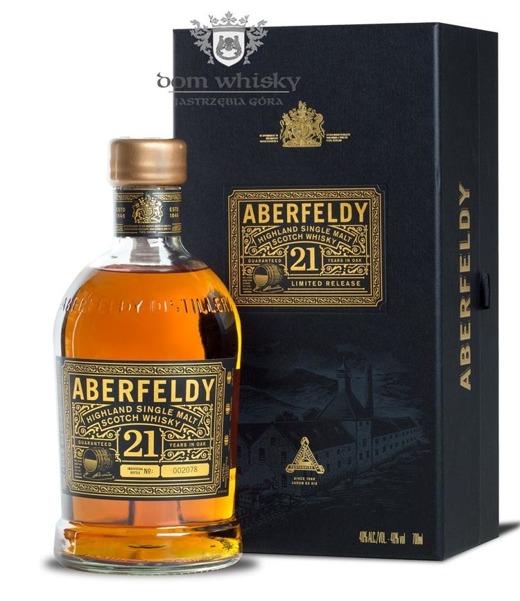 Aberfeldy 21-letni Limited Release / 40% / 0,7l