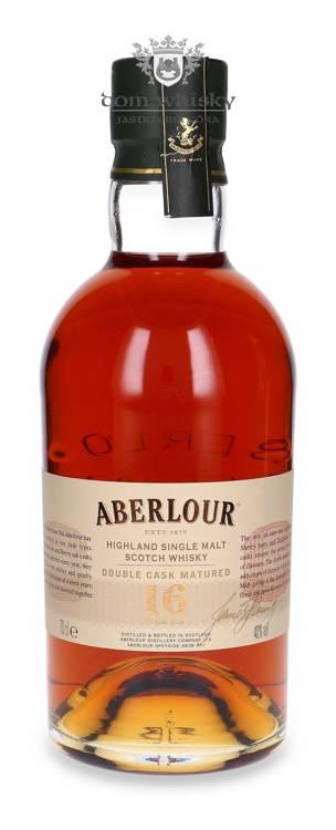 Aberlour 16-letni Double Cask / 40% / 0,7l