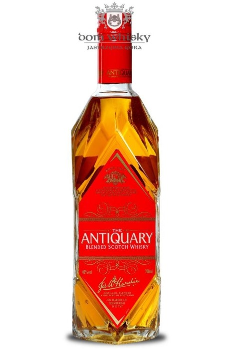 Antiquary Red Label Blended Scotch Whisky / 40% / 0,7l