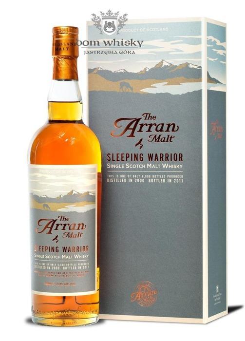 Arran 2000 Sleeping Warrior (Bottled 2011) / 54,9% / 0,7l