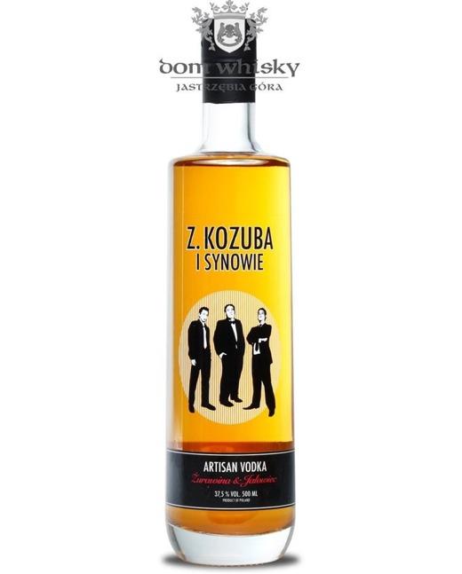 Artisan Vodka Żurawina & Jałowiec Z.Kozuba i Synowie /37,5%/0,5l
