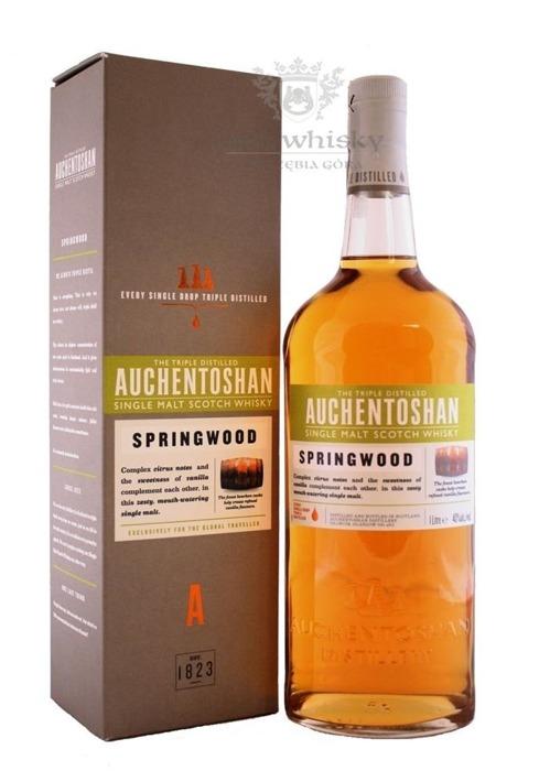 Auchentoshan Springwood / 40% / 1,0l