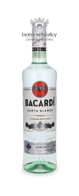 Bacardi Carta Blanca / 37,5% / 0,7l