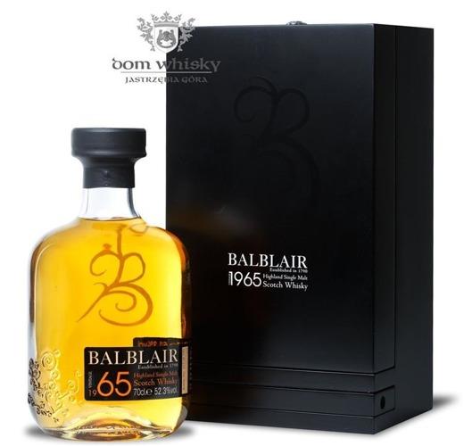 Balblair 1965 (Bottled 2008) / 52,3% / 0,7l