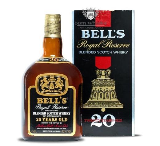 Bell's 20 letni Royal Reserve / 40% / 0,75l