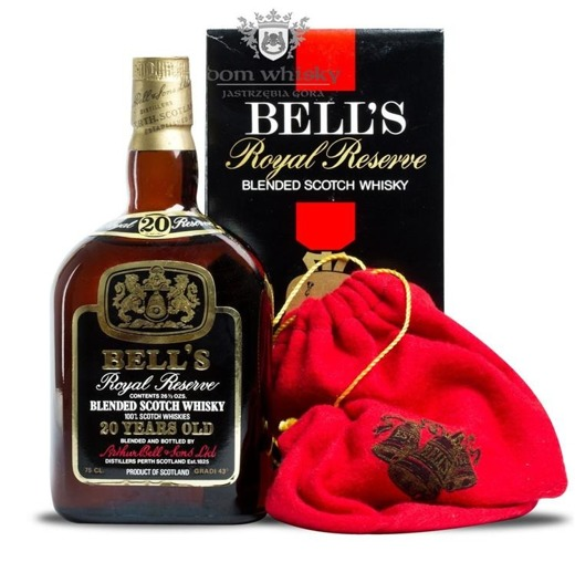 Bell's 20 letni Royal Reserve / 43% / 0,75l