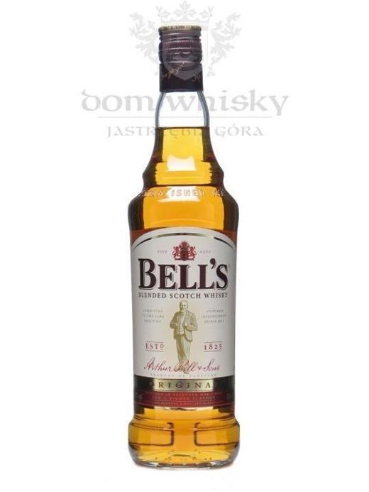 Bells Oryginal / 40% / 0,7l