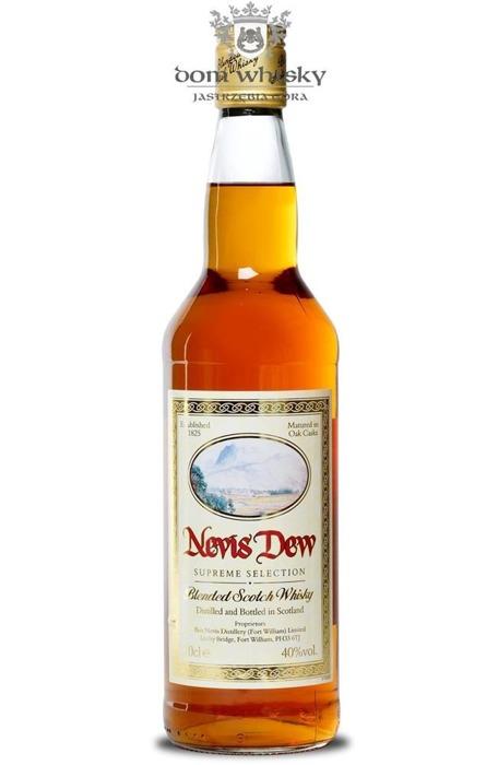 Ben Nevis Supreme Blended Scotch Whisky / 40% / 0,7l