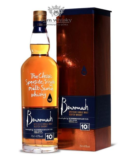 Benromach 10-letni / 43% / 0,7l
