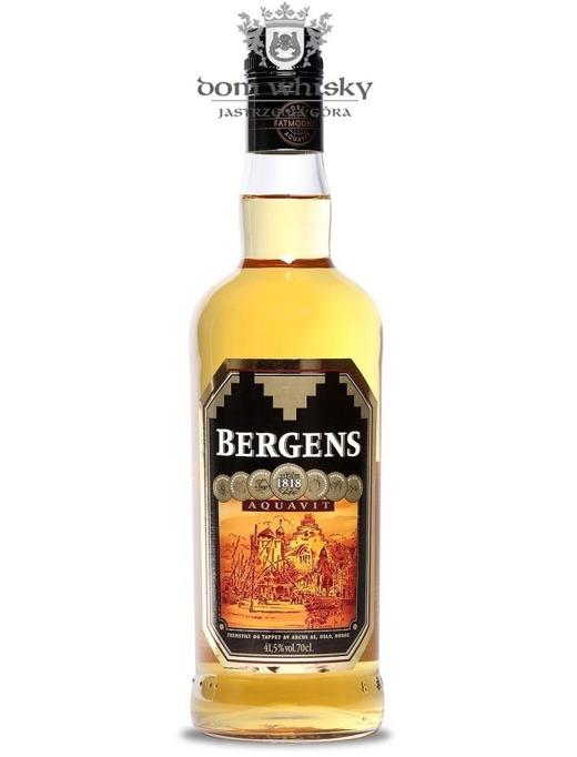 Bergens Aquavit (Norwegia) / 41,5% / 0,7l
