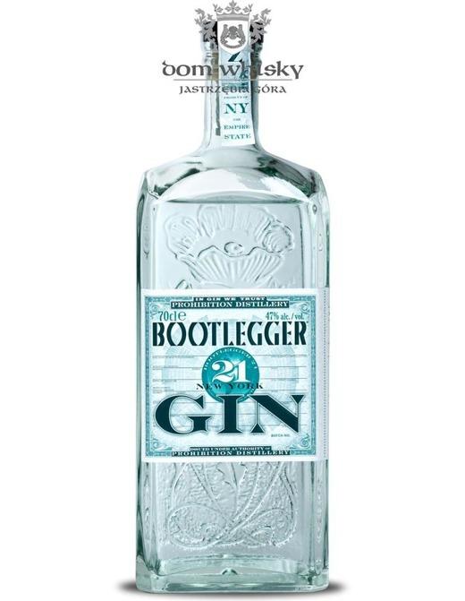 Bootlegger 21 American Gin / 47% / 0,7l