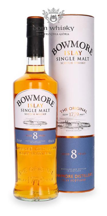 Bowmore 8-letni / 40% / 0,7l