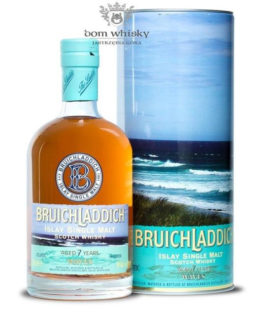 Bruichladdich Waves 7-letni / 46% / 0,7l