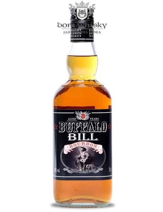 Buffalo Bill Bourbon Whiskey / 40% / 0,7l