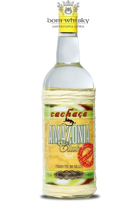 Cachaca Amazonia Club /Brazil/ 40% / 1,0l