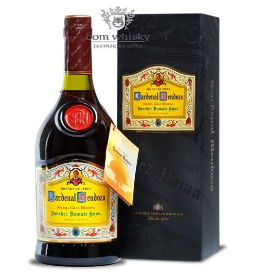 Cardenal Mendoza Brandy / kartonik / 40% / 0,7l