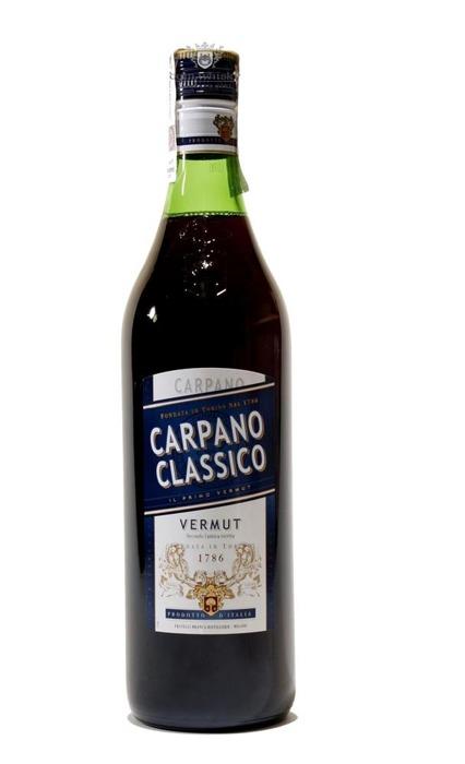 Carpano Classico Vermouth / 16% / 1,0l
