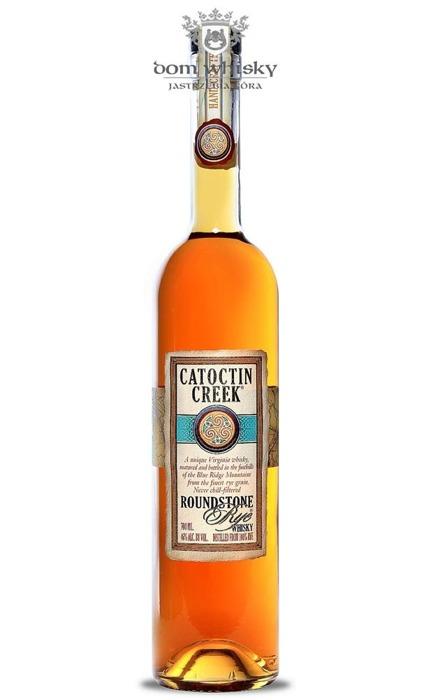Catoctin Creek Roudstone Rye Whiskey / 46% / 0,7l