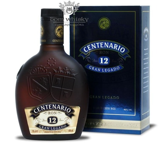 Centenario 12-letni Gran Legado / 40% / 0,7l