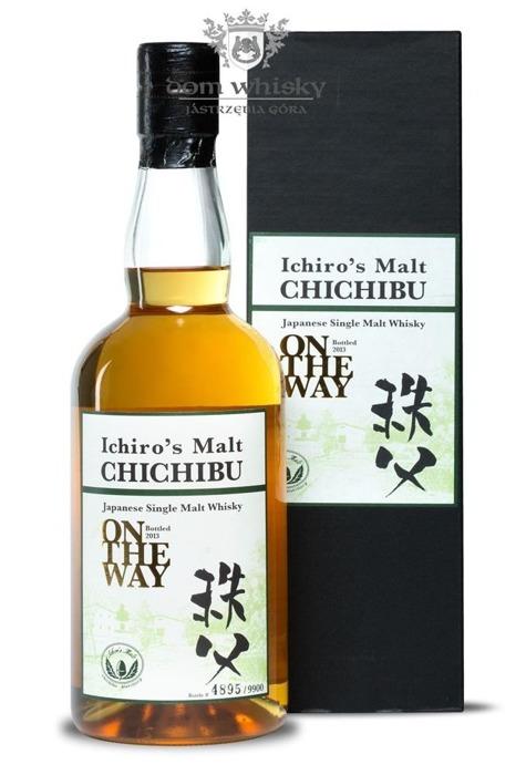 Chichibu Ichiro's Malt On The Way / 58,5% / 0,7l