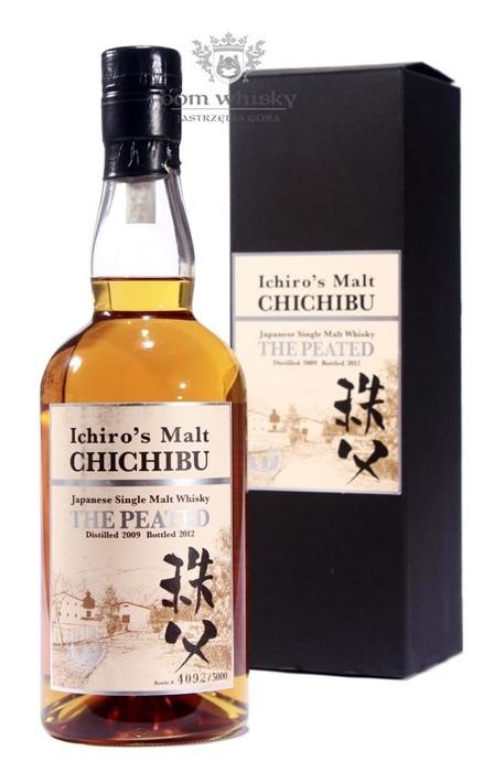 Chichibu Ichiro's Malt The Peated / 50,5% / 0,7l