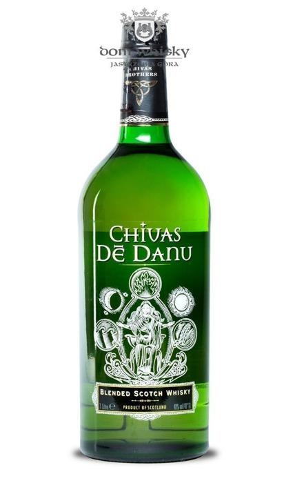 Chivas De Danu / 40% / 1,0l