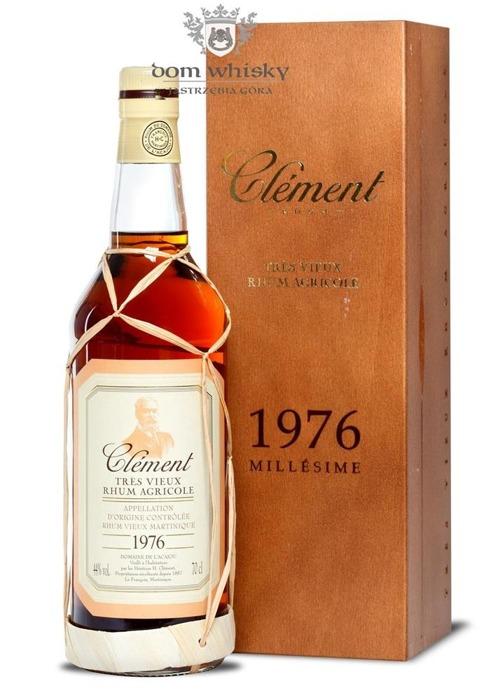 Clement Vintage 1976/ 44% / 0,7l