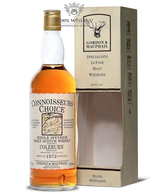 Coleburn 1972(Bottled 1989) Connoisseurs Choice 40%/ 0,75l