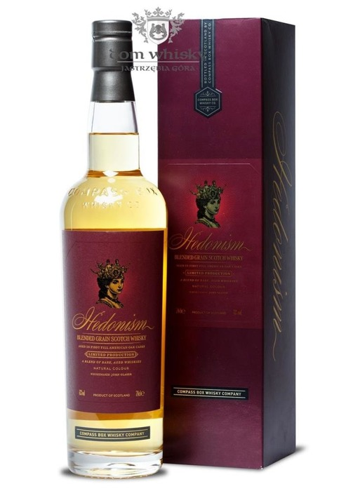 Compass Box Hedonism Limited Edition / 43% / 0,7l