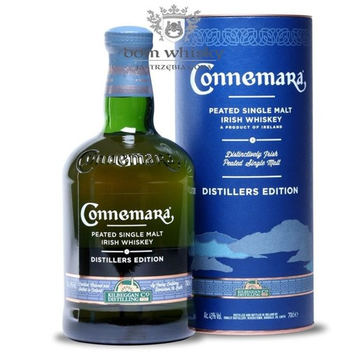 Connemara Distillers Edition (Bottled 2014) / 43% / 0,7l