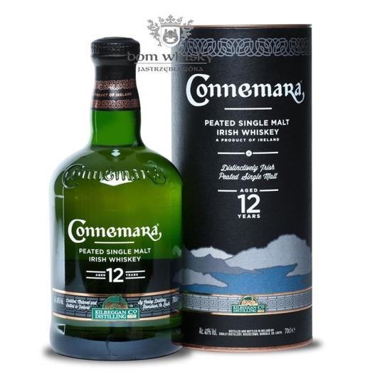 Connemara Peated 12-letni / 40% / 0,7l