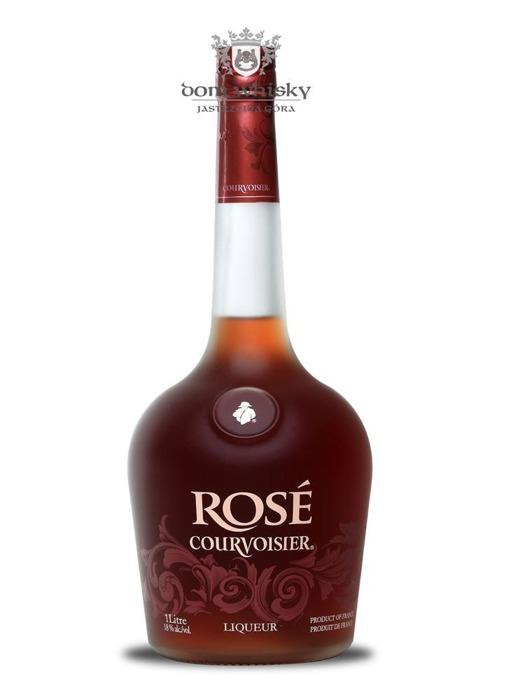 Courvoisier Liqour Rose / 18% / 1,0l