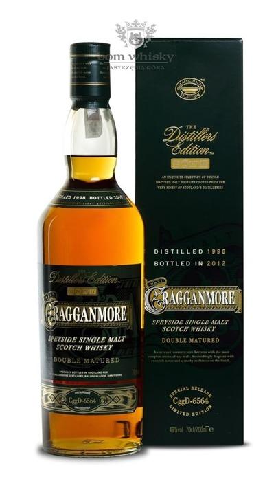 Cragganmore 1998 (Bottled 2012) Distillers Edition / 40% / 0,7l