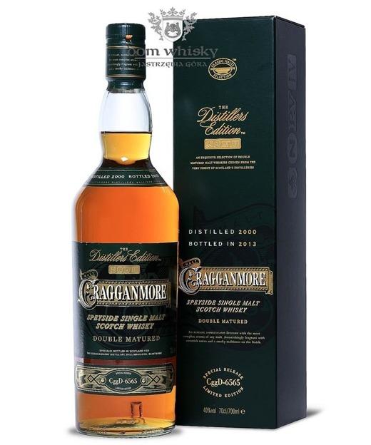 Cragganmore 2000 (Bottled 2013) Distillers Edition /40%/0,7l