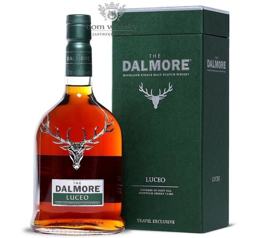 Dalmore Luceo Finished in Apostles Sherry Casks /40%/0,7l