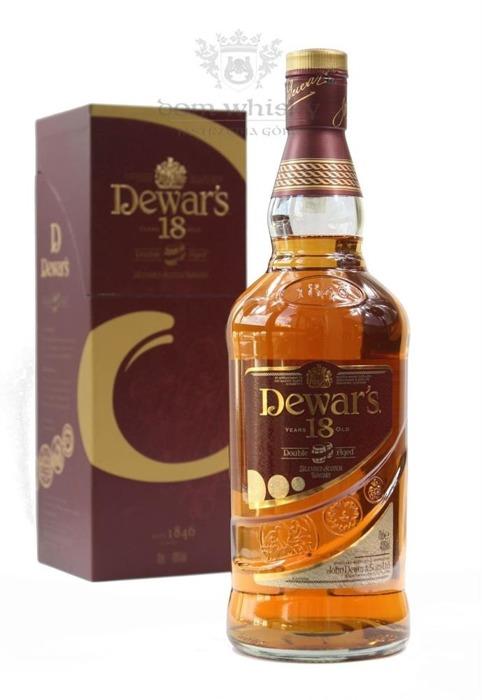 Dewar's 18 letni / 40% / 0,7l