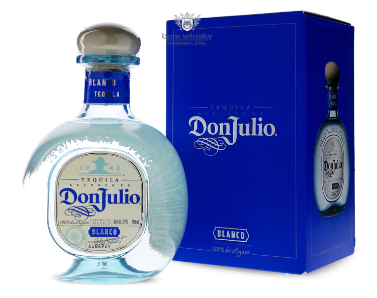 Don Julio Blanco 100% Agave / 40% / 0,75l