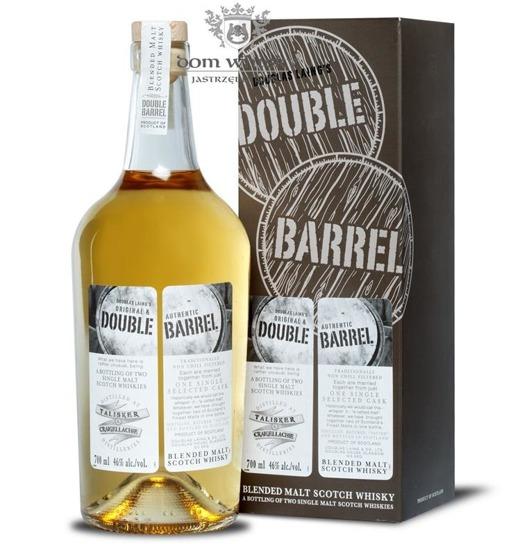 Double Barrel Blended Malt Talisker & Craigellachie / 46% /0,7l