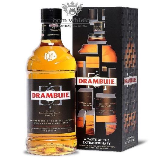 Drambuie Liqueur + kartonik / 40% / 0,7l