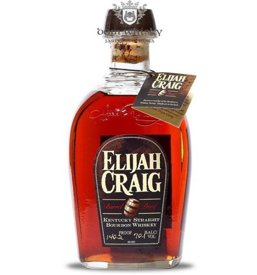 Elijah Craig Barrel Proof / 70,1% / 0,7l