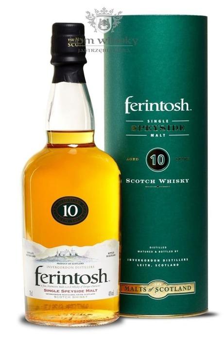 Ferintosh 10-letni / 40% / 0,7l