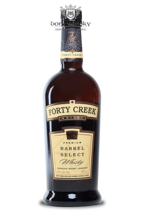 Forty Creek Barrel Select Canadian Whisky / 40% / 0,75l