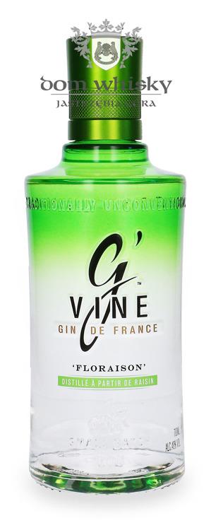 G'Vine Floraison Gin (Francja) / 40% / 0,7l