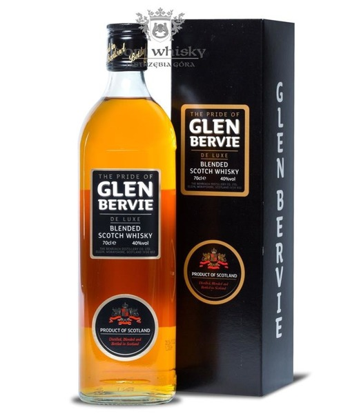 Glen Bervie De Luxe Scotch Whisky / 40% / 0,7l