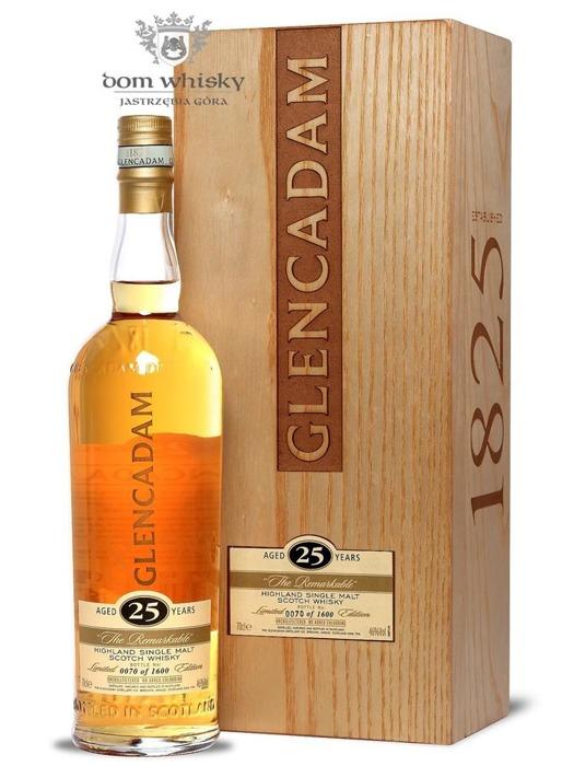 Glencadam 25-letni 'The Remarkable' / 46%/ 0,7l