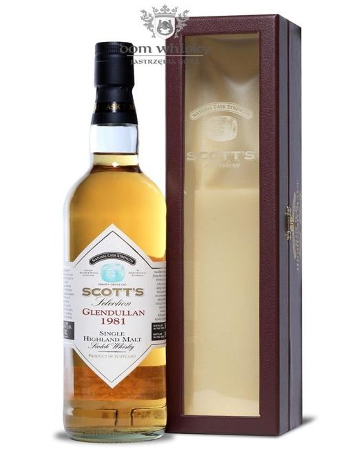 Glendullan 1981 (Bottled 1998), Scott's Selection / 58,7% / 0,7l