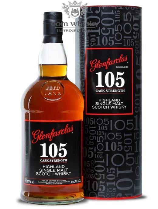 Glenfarclas 105 Cask Strength / 60% / 1,0l