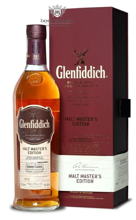 Glenfiddich Malt Masters Double Matured Batch 02 / 43% / 0,7l